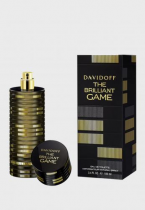 DAVIDOFF THE BRILLIANT GAME 3.4 EDT SP FOR MEN