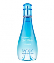 COOLWATER PACIFIC SUMMER TESTER 3.4 EDT SP FOR WOMEN