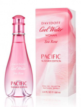 COOLWATER SEA ROSE PACIFIC SUMMER 3.4 EDT SP FOR WOMEN