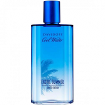 COOL WATER EXOTIC SUMMER TESTER 4.2 EDT SP FOR MEN