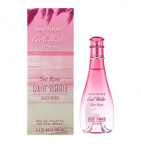 COOLWATER SEA ROSE EXOTIC SUMMER 3.4 EDT SP FOR WOMEN