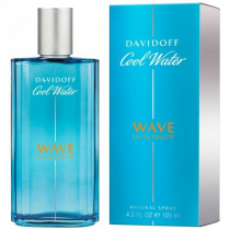 COOL WATER WAVE 4.2 EDT SP FOR MEN