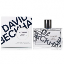 DAVID BECKHAM HOMME 2.5 EDT SP FOR MEN