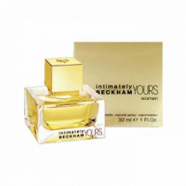 DAVID BECKHAM INTIMATELY YOURS 1 OZ EDT SP FOR WOMEN