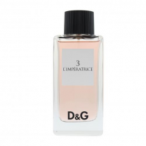 DOLCE & GABBANA # 3 L'IMPERATRICE TESTER 3.4 EDT SP