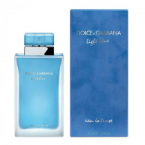 DOLCE & GABBANA LIGHT BLUE EAU INTENSE 3.3 EDP SP FOR WOMEN