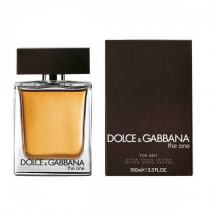 DOLCE & GABBANA THE ONE 3.3 AFTER SHAVE LOTION FOR MEN