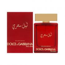 DOLCE & GABBANA THE ONE MYSTERIOUS NIGHT 3.3 EAU DE PARFUM SPRAY FOR MEN