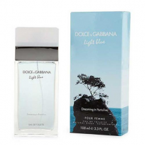 DOLCE & GABBANA LIGHT BLUE PORTOFINO 3.4 EDT SP FOR WOMEN