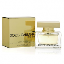 DOLCE & GABBANA THE ONE 1 OZ EDP SP FOR WOMEN