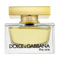 DOLCE & GABBANA THE ONE TESTER 2.5 EDP SP