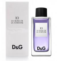 DOLCE & GABBANA # 10 LA ROUE DE LA FORTUNE 3.4 EDT SP