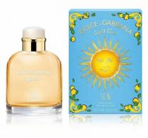 DOLCE & GABBANA LIGHT BLUE SUN 4.2 EAU DE TOILETTE SPRAY FOR MEN