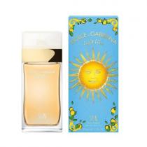 DOLCE & GABBANA LIGHT BLUE SUN 3.3 EDT SP FOR WOMEN
