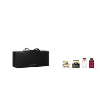 DOLCE & GABBANA 4 PCS MINI SET FOR WOMEN