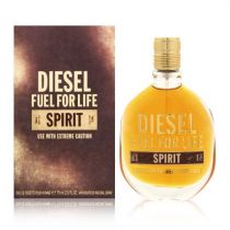 DIESEL FUEL FOR LIFE SPIRIT 2.5 EDT SP FOR MEN