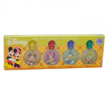 DISNEY MICKEY MOUSE 4 PCS MINI SET
