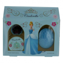 DISNEY CINDERELLA HOUSE 2 PCS SET: 1.7 SP