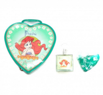 PRINCESS ARIEL METAL SET: 2.5 SP