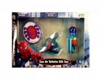 SPIDERMAN 3 PCS SET: 1.7 SP + 2.8 OZ SOAP + 3.4 S/G