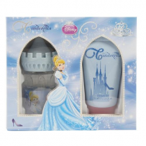 DISNEY CINDERELLA CASTLE 2 PCS SET: 1.7 SP
