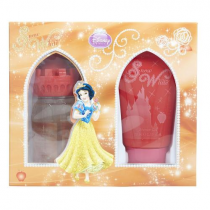 DISNEY SNOW WHITE CASTLE 2 PCS SET: 1.7 SP