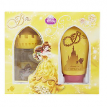 DISNEY BELLE CASTLE 2 PCS SET: 1.7 SP