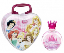 DISNEY PRINCESS 3.4 SP + METAL LUNCH BOX
