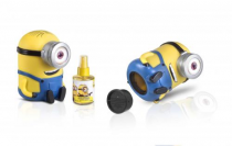 MINIONS 3.4 COL SP + COIN BANK