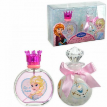 FROZEN 2 PCS SET: 3.4 EDT SP + 6.8 BUBBLE BATH