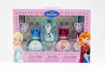 DISNEY FROZEN 6 PCS SET