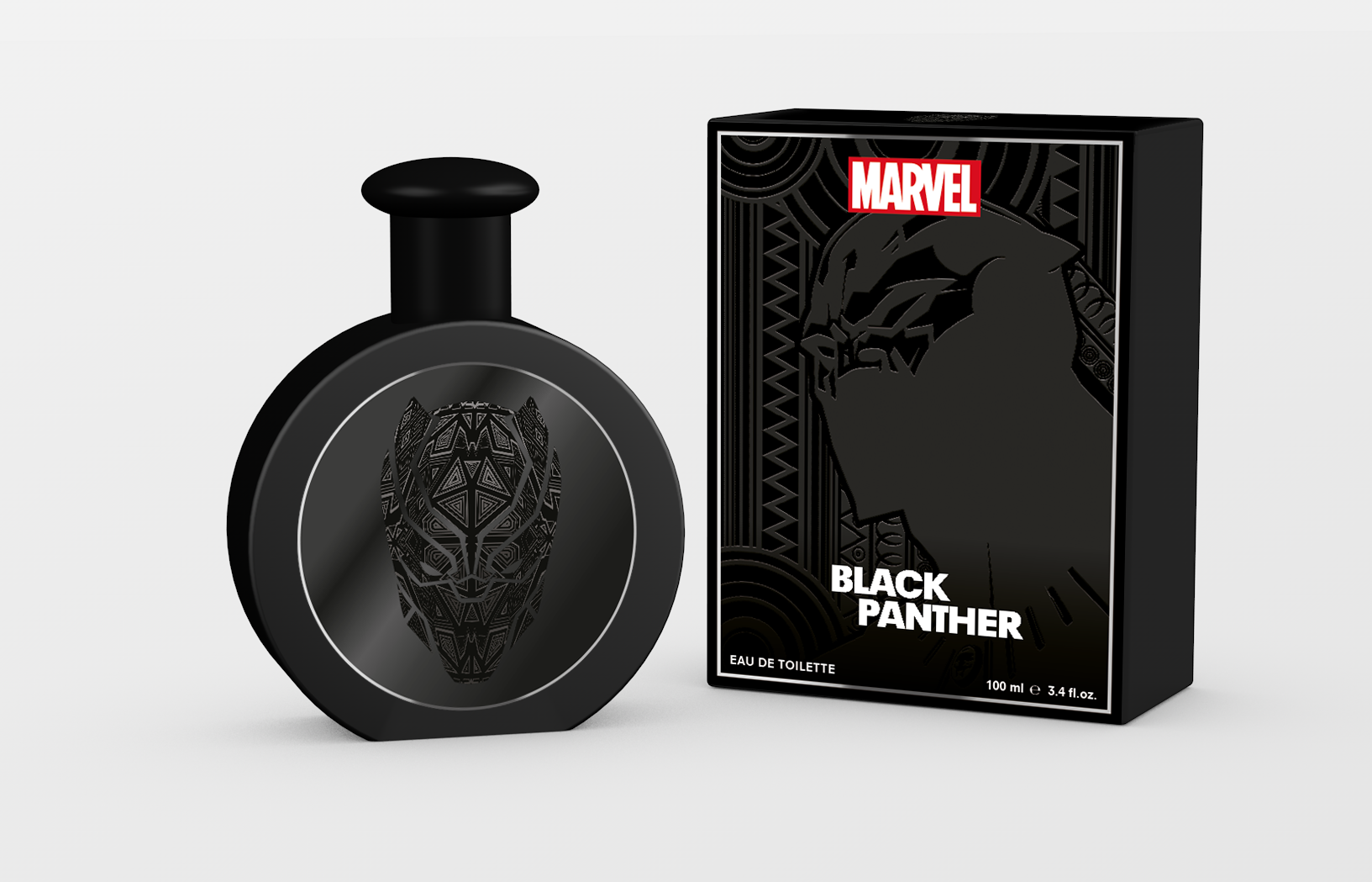MARVEL BLACK PANTHER 3.4 EDT SP