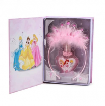 PRINCESS 4 PCS JEWELLED PERFUME SET: 2.5 SP