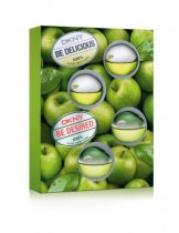 DKNY BE DELICIOUS 4 PCS MINI SET