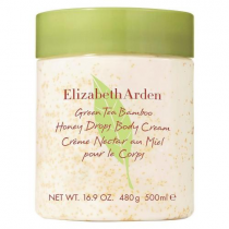 GREEN TEA BAMBOO HONEY DROPS 16.9 OZ BODY CREAM