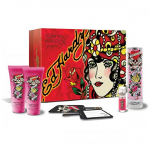 ED HARDY 5 PCS SET FOR WOMEN: 3.4 SP
