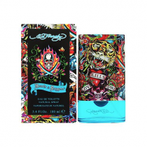 ED HARDY HEARTS & DAGGERS 3.4 EDT SP FOR MEN