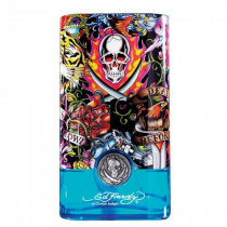 ED HARDY HEARTS & DAGGERS TESTER 3.4 EDT SP FOR MEN
