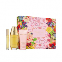 BEAUTIFUL 3 PCS SET: 2.5 EAU DE PARFUM SPRAY + 2.5 PERFUMED BODY LOTION + 0.2 OZ EAU DE PARFUM TRAVEL SPRAY (HARD BOX)