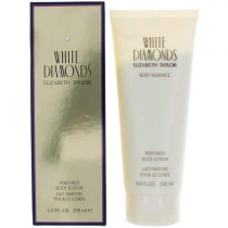 WHITE DIAMONDS 6.8 BODY LOTION