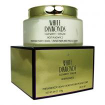 WHITE DIAMONDS 8.4 OZ BODY CREAM
