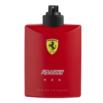 FERRARI SCUDERIA RED TESTER 4.2 EDT SP