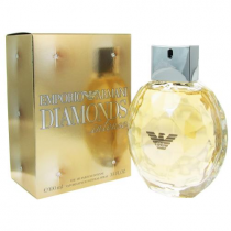 ARMANI EMPORIO DIAMONDS INTENSE 3.4 EDP SP FOR WOMEN