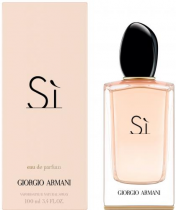 GIORGIO ARMANI SI 3.4 EDP SP FOR WOMEN