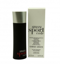 ARMANI CODE SPORT TESTER 2.5 EDT SP FOR MEN