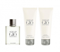 ACQUA DI GIO 3 PCS SET FOR MEN: 3.4 SP