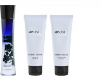 GIORGIO ARMANI CODE 3 PCS SET FOR WOMEN: 1.7 SP