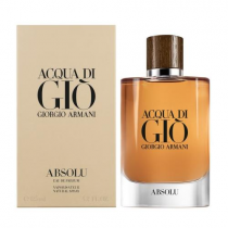 ACQUA DI GIO ABSOLU 4.2 EAU DE PARFUM SPRAY FOR MEN