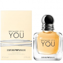 ARMANI EMPORIO BECAUSE IT'S YOU 1.7 EDP SP