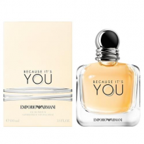 ARMANI EMPORIO BECAUSE IT'S YOU 3.4 EDP SP